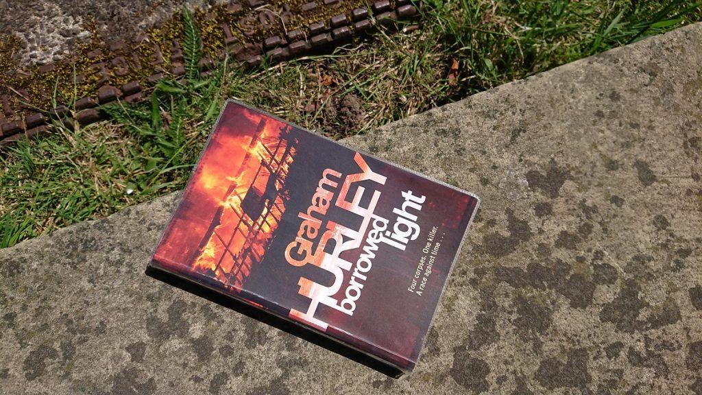 Book review Borrowed Light Graham Hurley