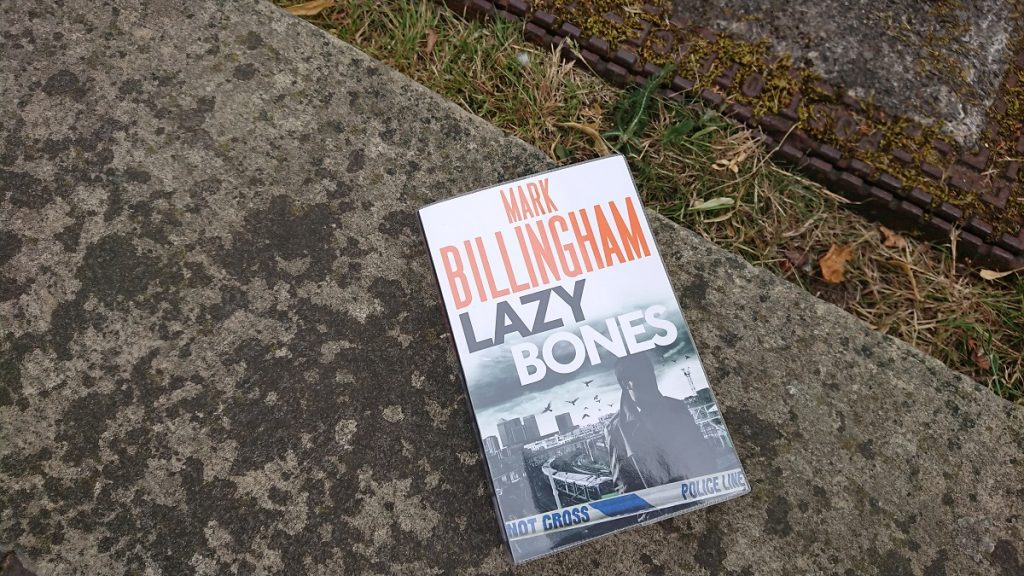 Mark Billingham Lazy Bones
