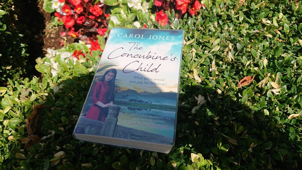 Carol Jones The Concubines Child