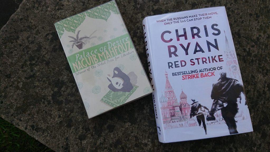 Chris Ryan Red Strike