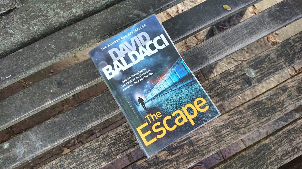 David Baldacci The Escape