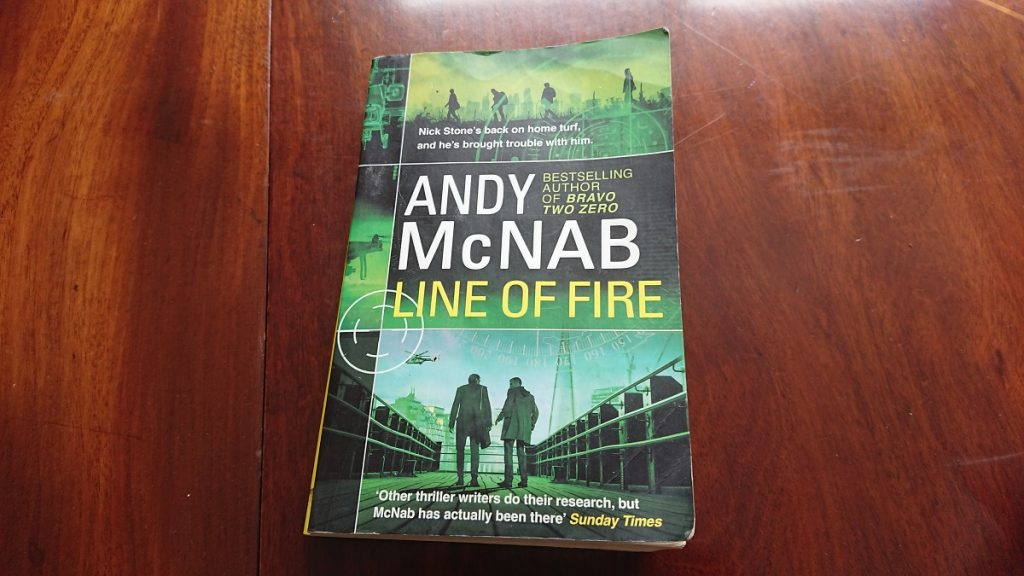 Line of Fire Andy McNab