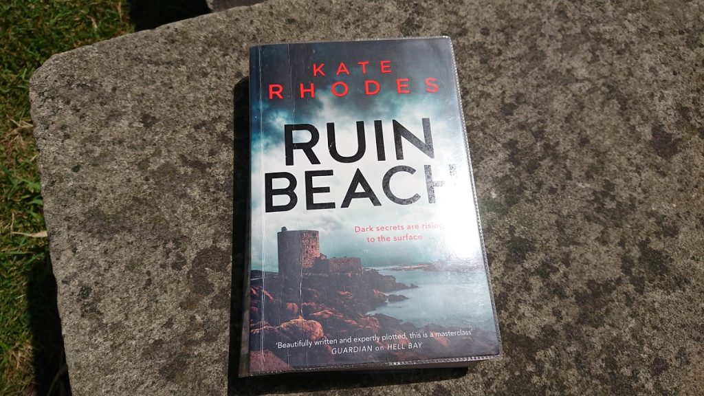 Ruin Beach Kate Rhodes