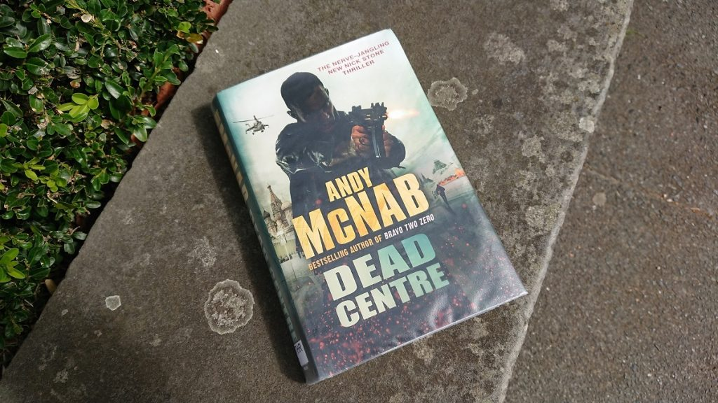 Andy McNab Dead Centre