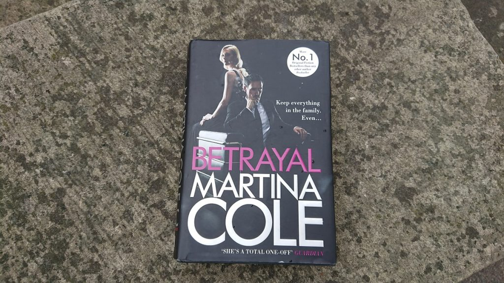 Betrayal Martina Cole