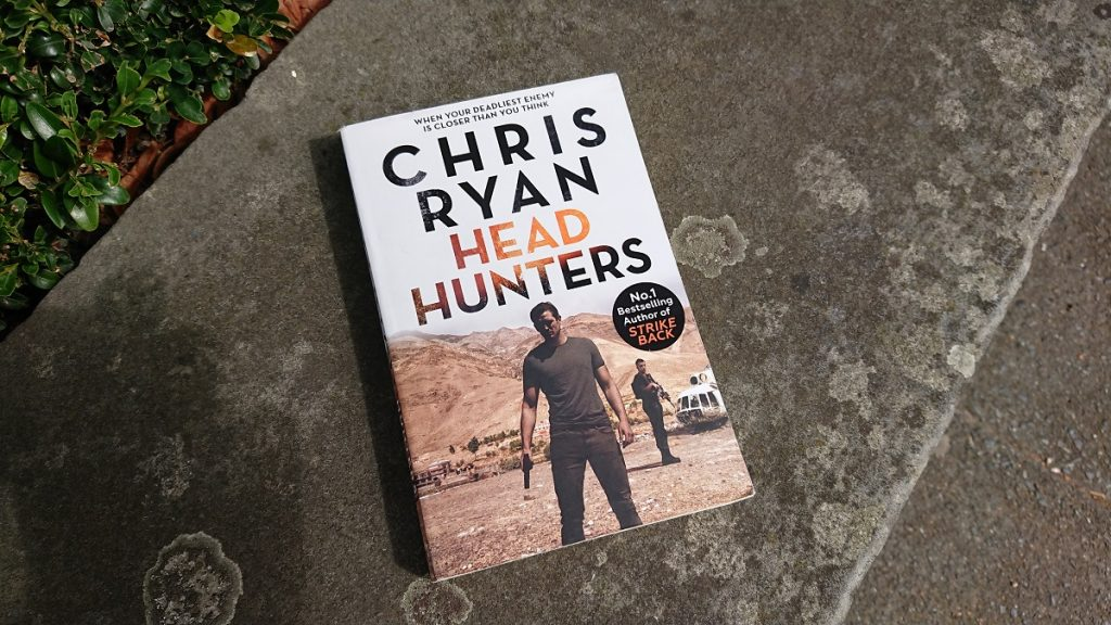 Chris Ryan Head Hunters