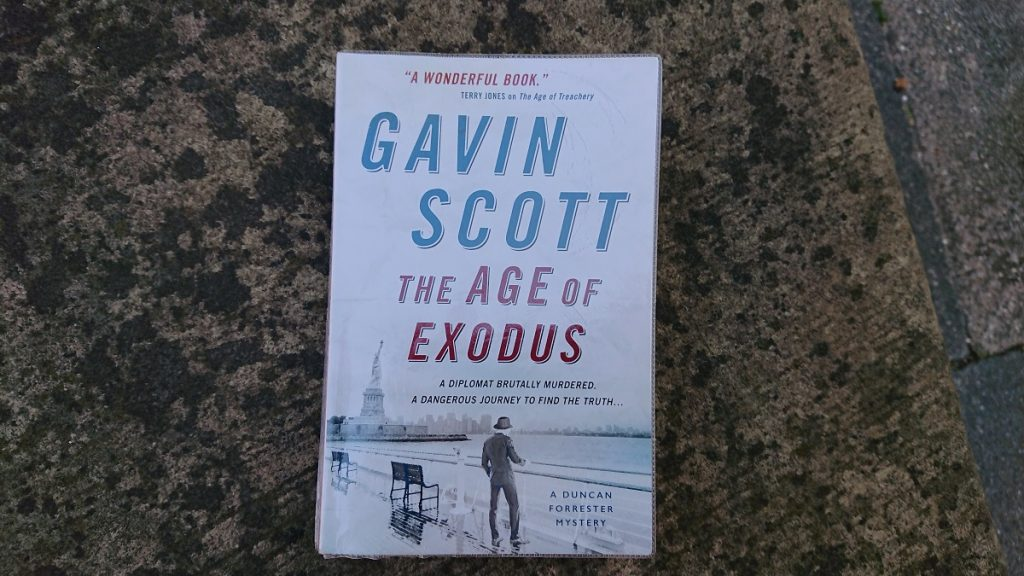 Gavin Scott The Age of Exodus