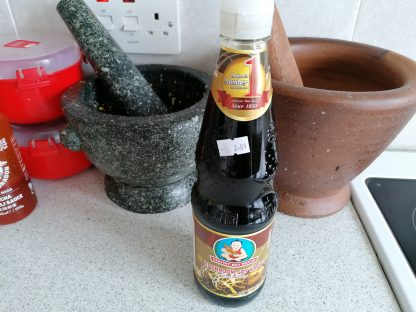 Mushroom soy sauce Thai cooking ingredients Hampshire