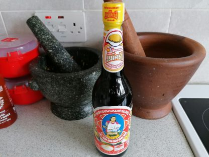 Fat Lady oyster sauce in the south east of England