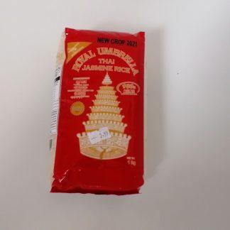 Imported Thai Jasmine rice in the UK